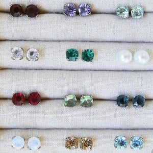 Chloe and Isabel studs